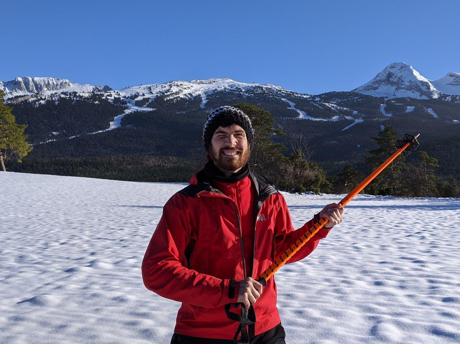 Julien from the Hunter team